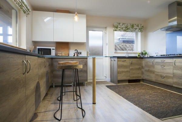 Barton on Sea Kitchen