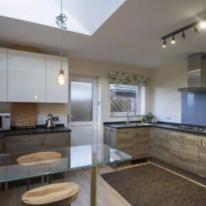 Kitchen design for Barton on Sea