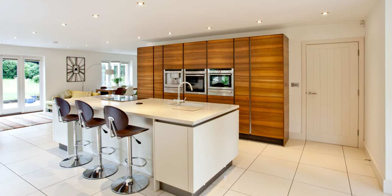 Sleek Kitchen Design Ideas ~ Our kitchen design featured in germany