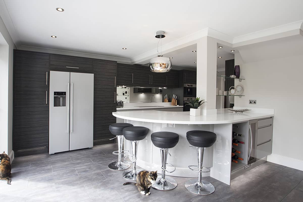 Kitchen design Ashurst