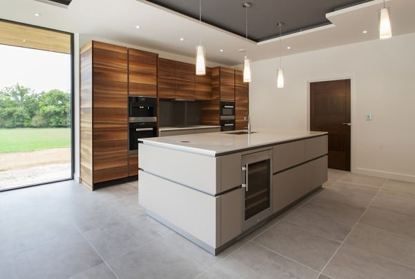 Luxury Intuo kitchen desig