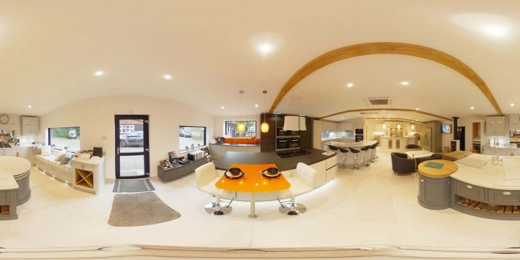 View the latest news from herbert william for Virtual tour kitchen designs