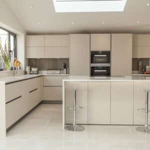 Kitchen design Lymington Hampshire by Herbert William