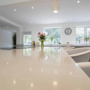 Smart Grey Kitchen design for Cook in Nursling Hampshire