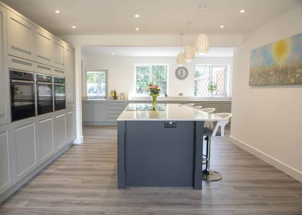 Why Open Plan Kitchens Are So Popular In 2019 With Hebert