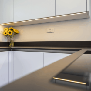 Crisp & Clean Lines High Performance Luxury Kitchen in Chandlers Ford