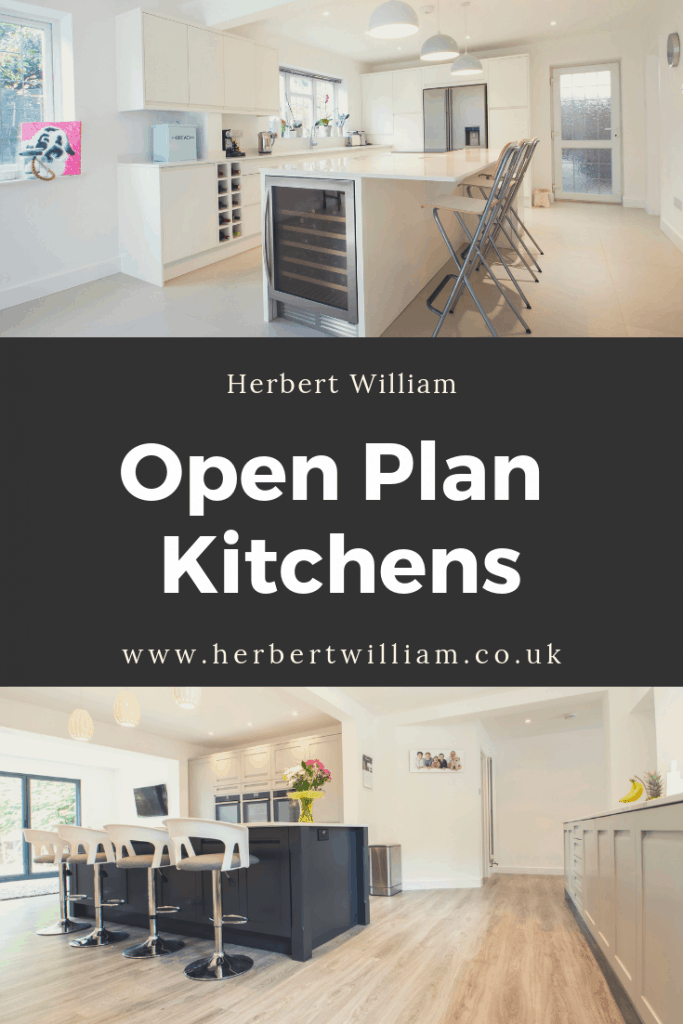 Why open plan kitchen are so popular