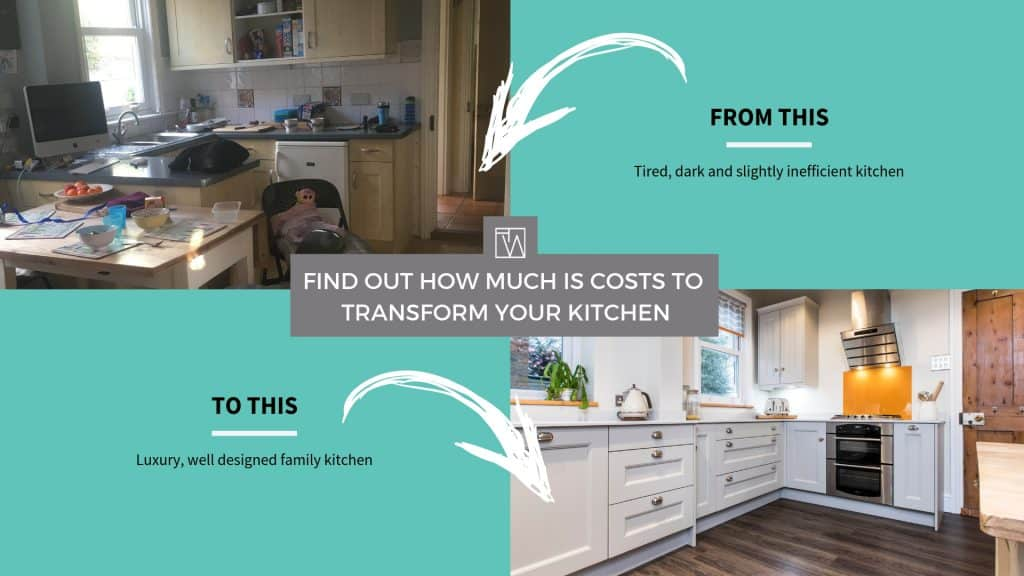 Luxury Kitchen Transformation for a Surprising Affordable Price