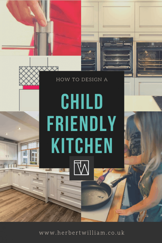 how to design a Child Friendly Kitchen