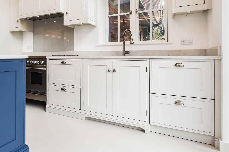 Beautiful Bespoke Kitchen Design In Beaulieu New Forest Herbert William Kitchens