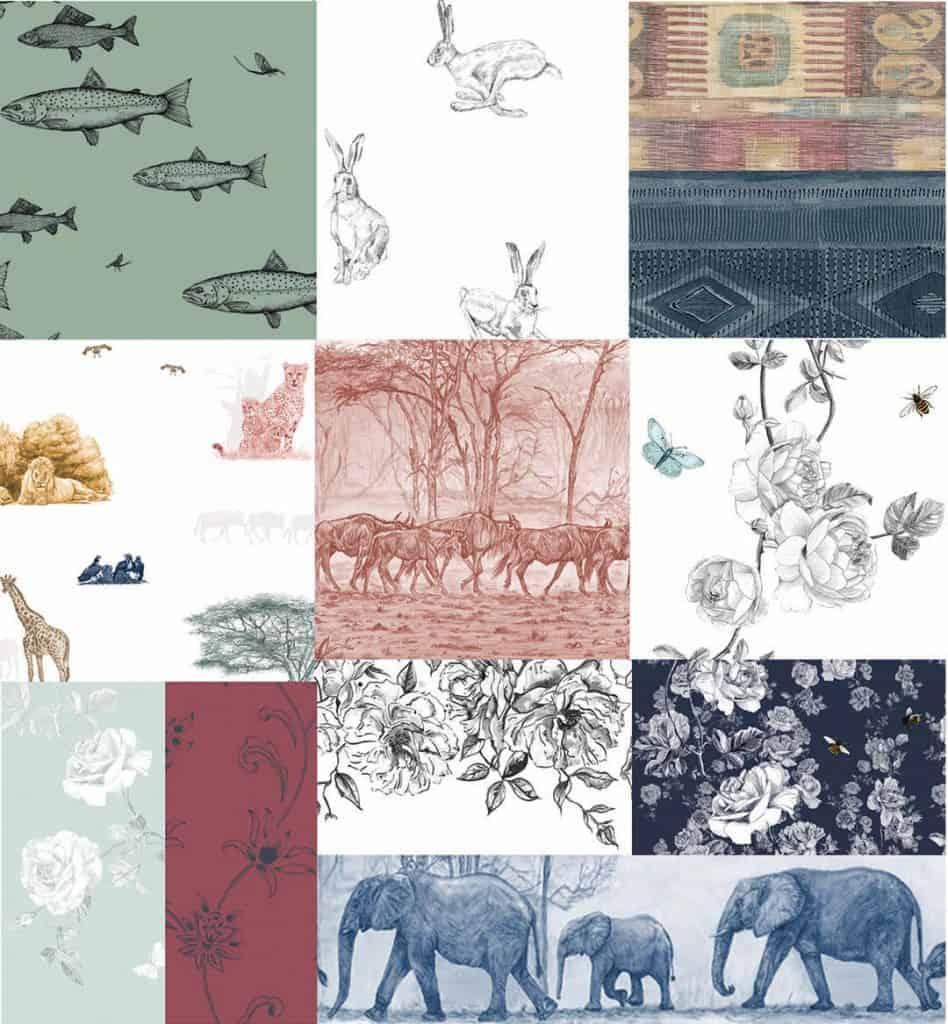 Sherwood and Morgan Fabric