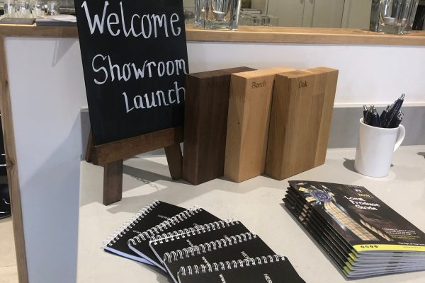 showroom launch