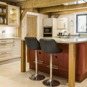 Bespoke kitchen design in Farnham