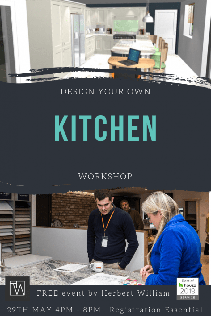 Design your OWN KITCHEN workshop