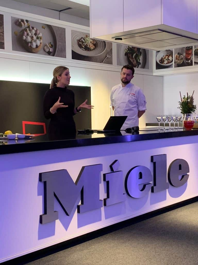 Herbert William designers excited by the new Miele Dialog Oven