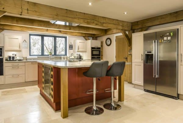 Traditional Bespoke Design for Kitchen in Farnham