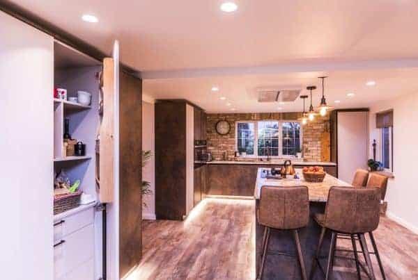 Bespoke kitchen design in Lymington